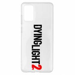 Чохол для Samsung S20+ Dying Light 2 logo