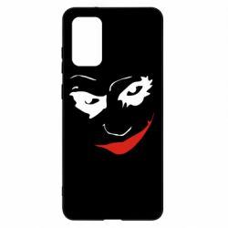 Чохол для Samsung S20+ Джокер