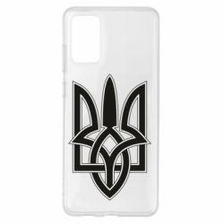 Чохол для Samsung S20+ Emblem  16
