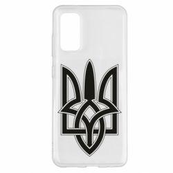 Чохол для Samsung S20 Emblem  16