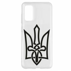 Чехол для Samsung S20 Emblem 22