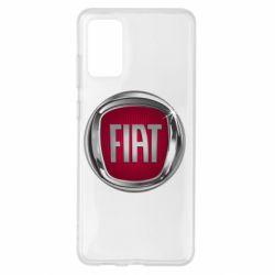 Чохол для Samsung S20+ Emblem Fiat