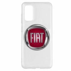 Чохол для Samsung S20 Emblem Fiat