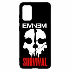 Чохол для Samsung S20+ Eminem Survival