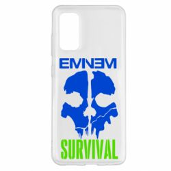 Чохол для Samsung S20 Eminem Survival