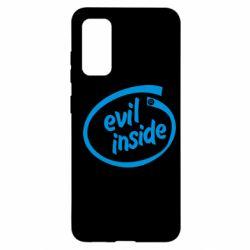Чохол для Samsung S20 Evil Inside