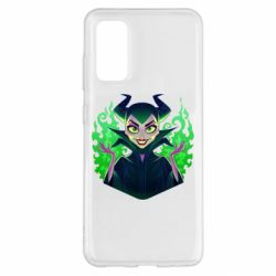 Чехол для Samsung S20 Evil Maleficent