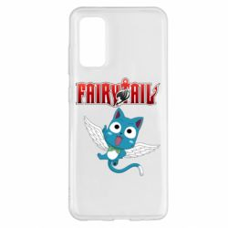 Чохол для Samsung S20 Fairy tail Happy