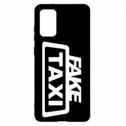 Чохол для Samsung S20+ Fake Taxi
