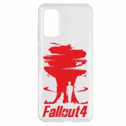 Чехол для Samsung S20 Fallout 4 Art