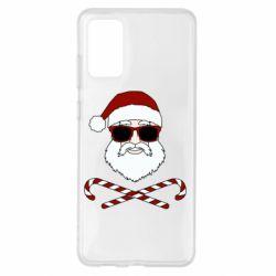 Чохол для Samsung S20+ Fashionable Santa