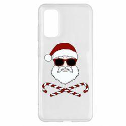 Чохол для Samsung S20 Fashionable Santa
