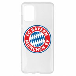 Чохол для Samsung S20+ FC Bayern Munchen