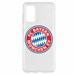 Чохол для Samsung S20 FC Bayern Munchen