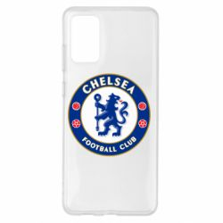 Чехол для Samsung S20+ FC Chelsea