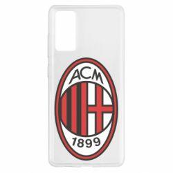 Чохол для Samsung S20 FE AC Milan