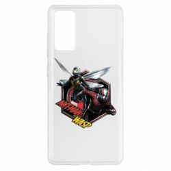 Чохол для Samsung S20 FE ANT MAN and the WASP MARVEL