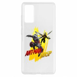 Чохол для Samsung S20 FE Ant - Man and Wasp