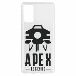 Чохол для Samsung S20 FE Apex Legends symbol health