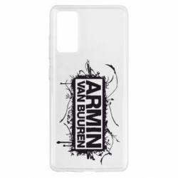 Чехол для Samsung S20 FE Armin Van Buuren