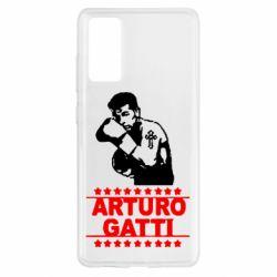 Чохол для Samsung S20 FE Arturo Gatti