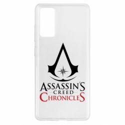 Чохол для Samsung S20 FE Assassin's creed ChronicleS