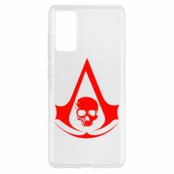 Чохол для Samsung S20 FE Assassin's Creed Misfit