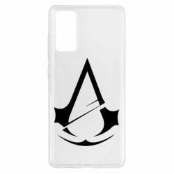 Чохол для Samsung S20 FE Assassins Creed Logo