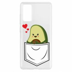 Чехол для Samsung S20 FE Avocado in your pocket