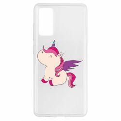 Чохол для Samsung S20 FE Baby unicorn