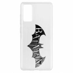 Чехол для Samsung S20 FE Batman: arkham city