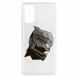 Чохол для Samsung S20 FE Batman Armoured
