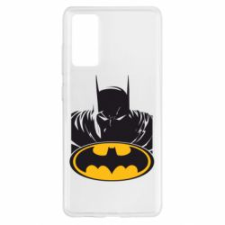 Чохол для Samsung S20 FE Batman face