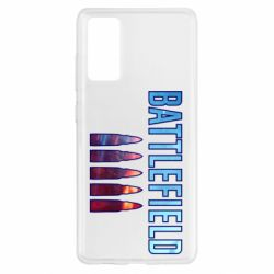 Чохол для Samsung S20 FE Battlefield 5 bullets