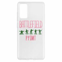 Чохол для Samsung S20 FE Battlefield rulit