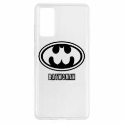 Чохол для Samsung S20 FE Batwoman