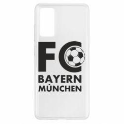 Чохол для Samsung S20 FE Баварія Мюнхен