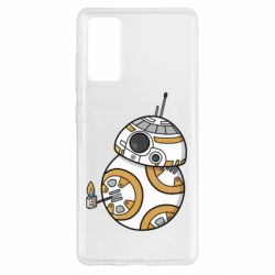 Чехол для Samsung S20 FE BB-8 Like
