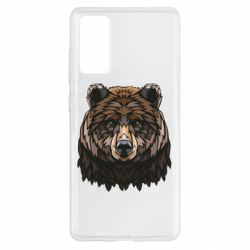 Чохол для Samsung S20 FE Bear graphic