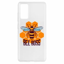 Чехол для Samsung S20 FE Bee Boss