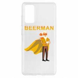 Чохол для Samsung S20 FE BEERMAN
