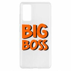 Чохол для Samsung S20 FE Big Boss