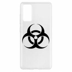 Чохол для Samsung S20 FE biohazard