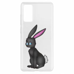 Чохол для Samsung S20 FE Black Rabbit