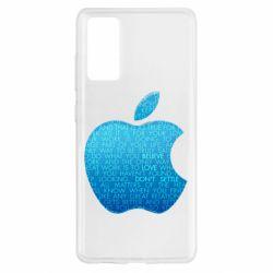 Чехол для Samsung S20 FE Blue Apple