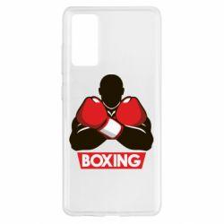 Чехол для Samsung S20 FE Box Fighter