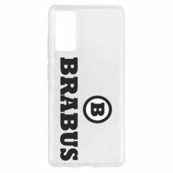 Чохол для Samsung S20 FE Brabus