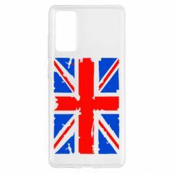 Чохол для Samsung S20 FE Британський прапор