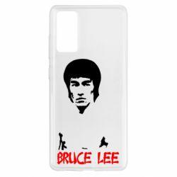 Чохол для Samsung S20 FE Bruce Lee