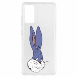 Чохол для Samsung S20 FE Bugs Bunny Meme Face